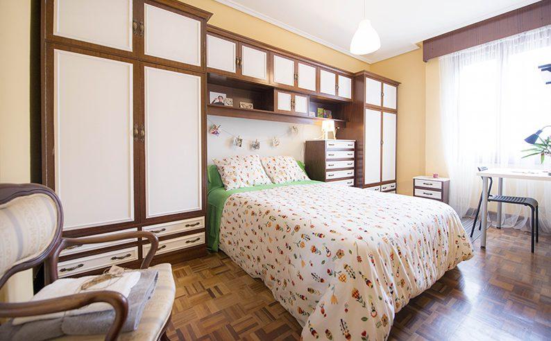 habitacion en piso compartido zona amezola calle calixto diez
